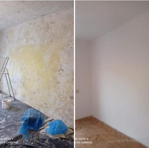 Usługi remontowo-budowlane