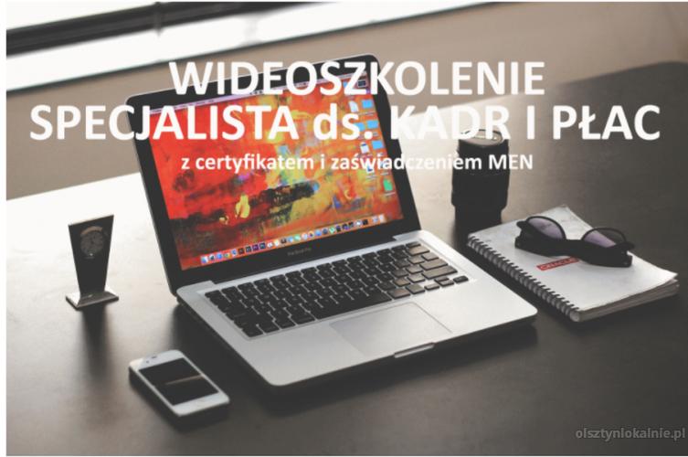 Kurs Specjalista ds. kadr i płac z zaśw. MEN